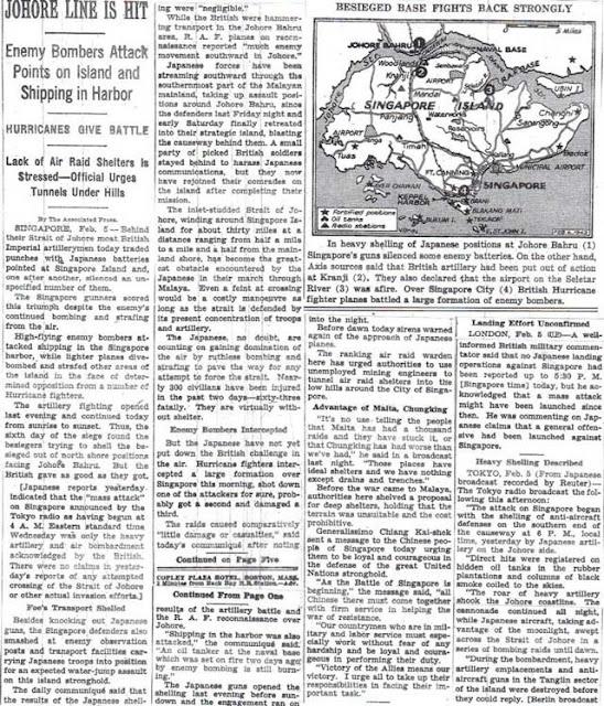 NY Times 6 February 1942, worldwartwo.filminspector.com