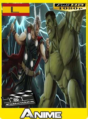 Hulk vs. Thor Full (2009)HD [1080P] latino [GoogleDrive-Mega]nestorHD