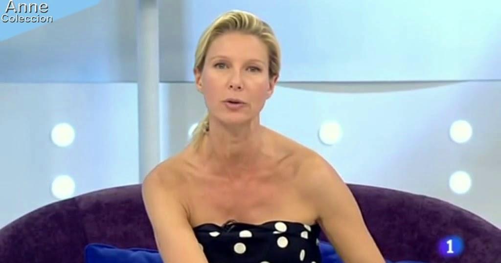 Anne Igartiburu (01 Sept 2015) | Mis Famosas