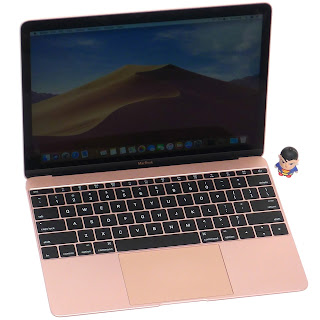 MacBook ( Retina, 12-inch, 2017 ) Core i5 Bekas