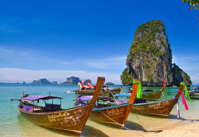 Life in Thailand