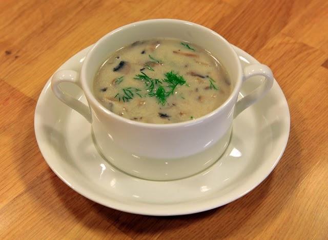 Mantar Çorbası Tarifi Nasıl Yapılır?