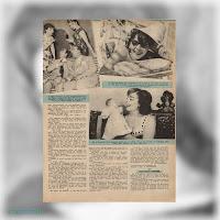 Δάφνη Σκούρα. Συνέντευξη στο περιοδικό «Θησαυρός» (21/7/1960)