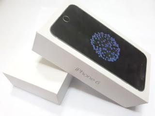 Dus iPhone 6 Plus Bekas Mulus