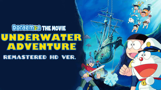 Doraemon The Movie Underwater Adventure Full Movie In HINDI HD Free Download