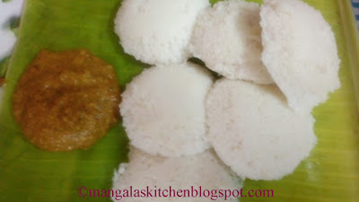Traditional Idli Dosa Side dish Recipe
