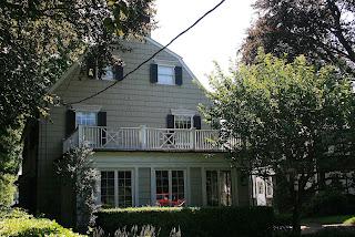 Photo de la vraie maison d'Amityville de nos jours