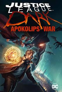 Liga da Justiça Sombria: Guerra de Apokolips (2020) Torrent