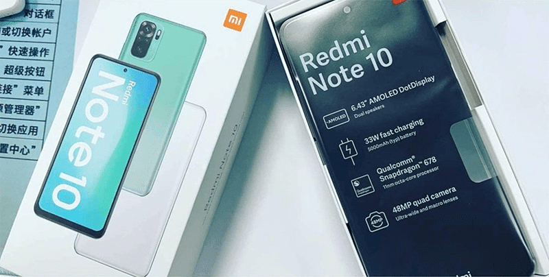 Xiaomi Redmi Note 10 spotted in the Philippines ahead of launch?
