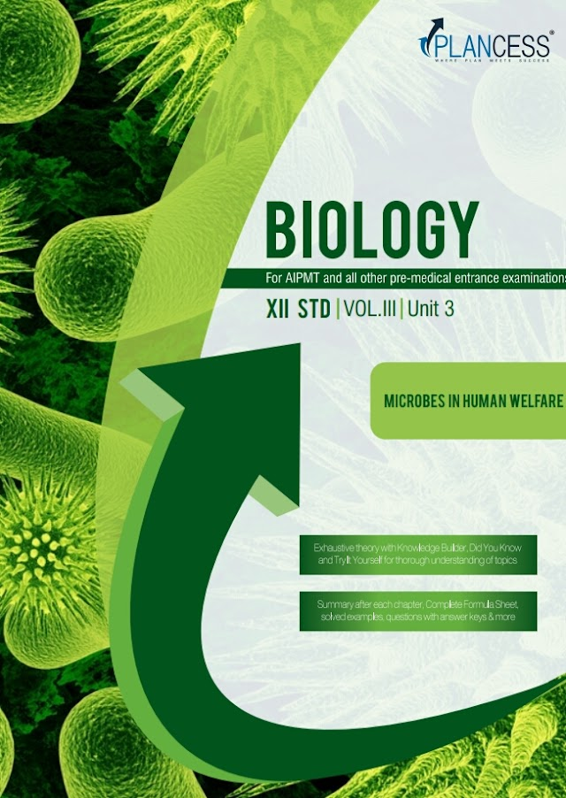 MICROBES IN HUMAN WELFARE NOTE BY PLANCESS