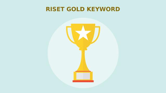 Riset Gold Keyword Kata Kunci Pakai Google Keyword Planner