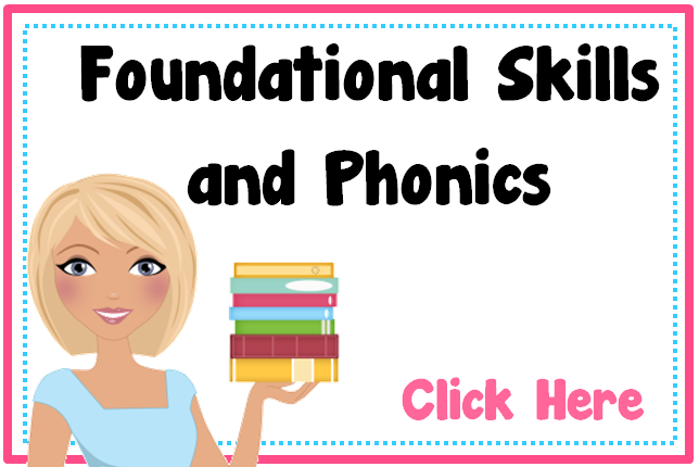 Foundation Skills and Phonics