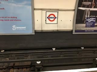 Earls Court, London Tube