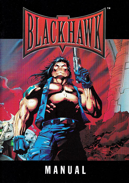 Blackhawk PC Manual Multilenguaje 1