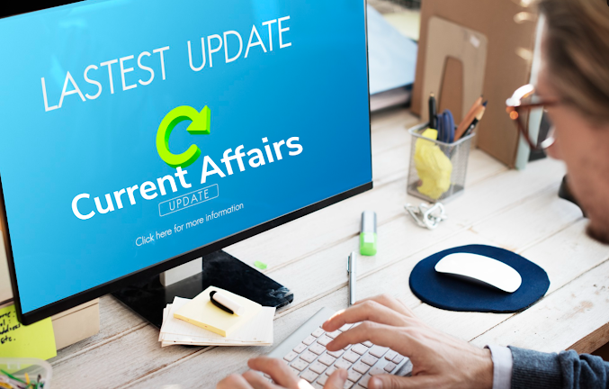 Current Affairs Online Mock Test Questions