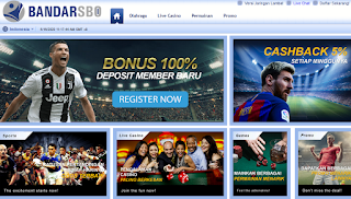 Informasi Lengkap Situs Judi Bola Berkualitas   BANDARSBO