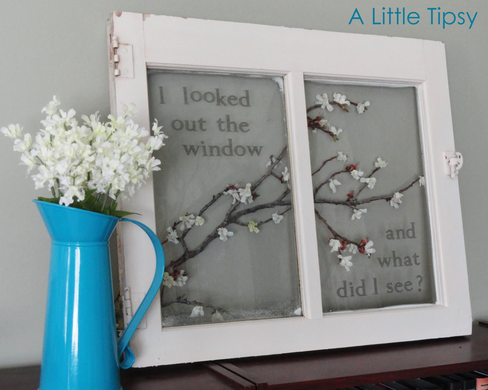 window pane craft ideas point of view popcorn popping on the apricot tree 5719