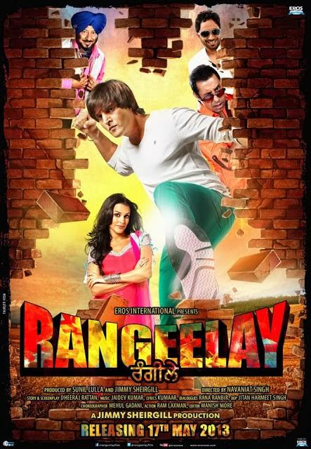 Rangeelay (2013) Punjabi Full Movie Online