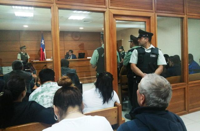 Fiscalía formalizó a 11 imputados por saqueos en locales comerciales de Valdivia