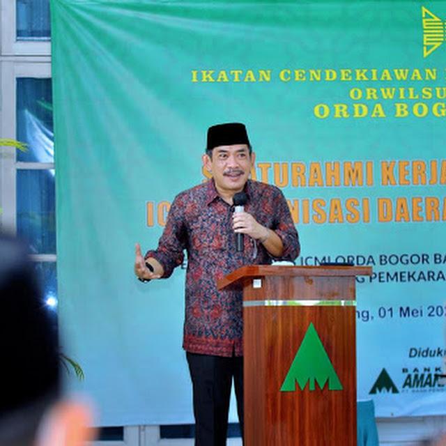 Asep Wahyuwijaya : Membangun Bogor Barat Membutuhkan Visi Besar