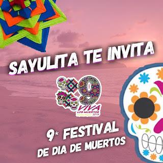 festival de día de muertos sayulita 2019