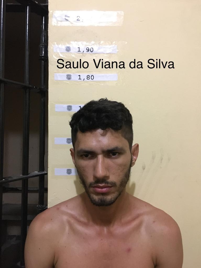 Furto de celular em academia e drogas leva 2 homens e uma mulher à prisão