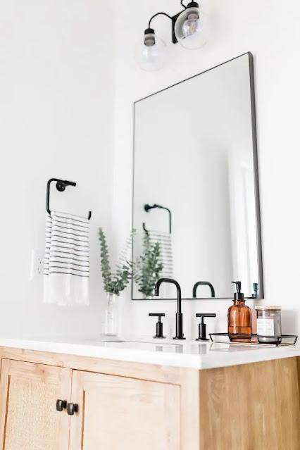 اجمل ديكورات حمامات فخمة 2021