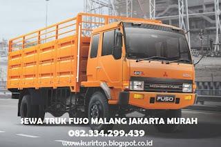 JASA SEWA TRUK FUSO MALANG JAKARTA