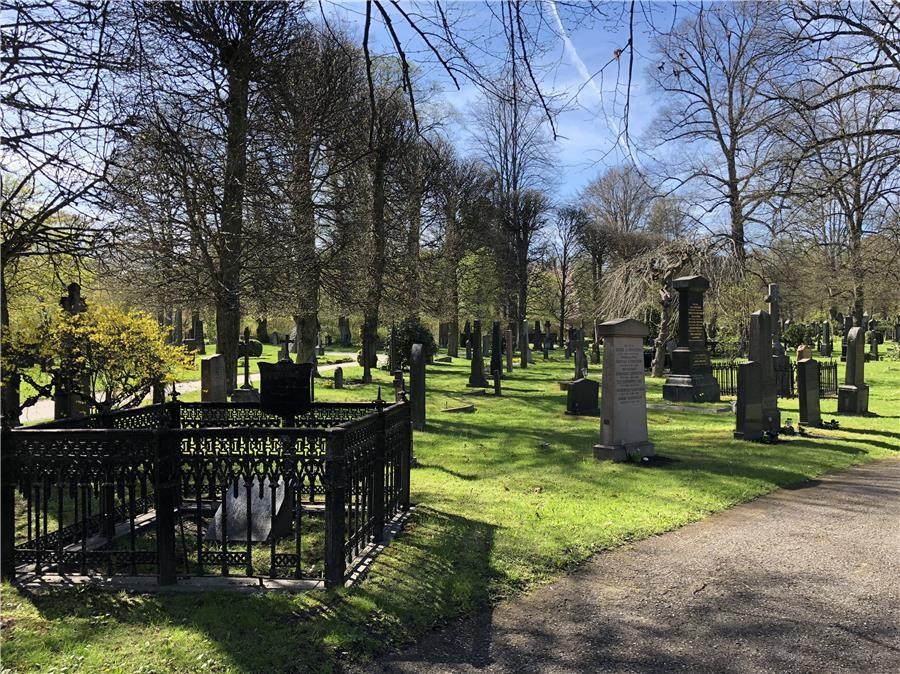 The Northern Cemetery (Solna, Sweden)