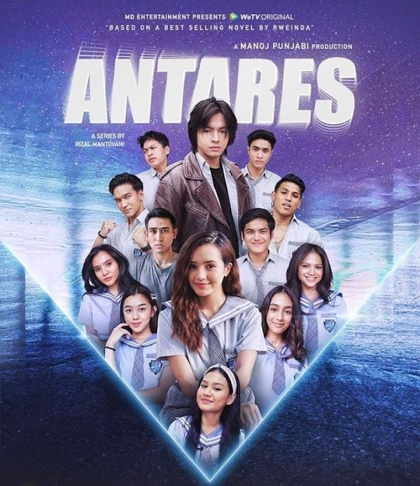 Antares (2021) Eps 6 Added
