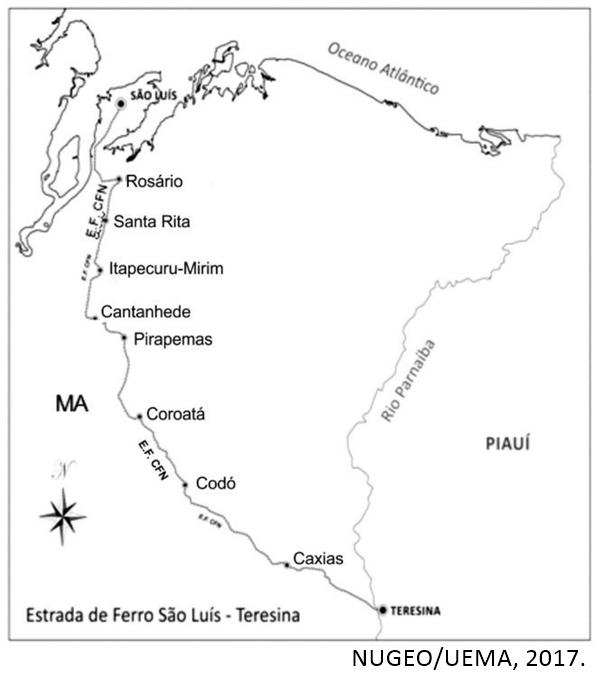 Estrada de Ferro São Luís - Teresina
