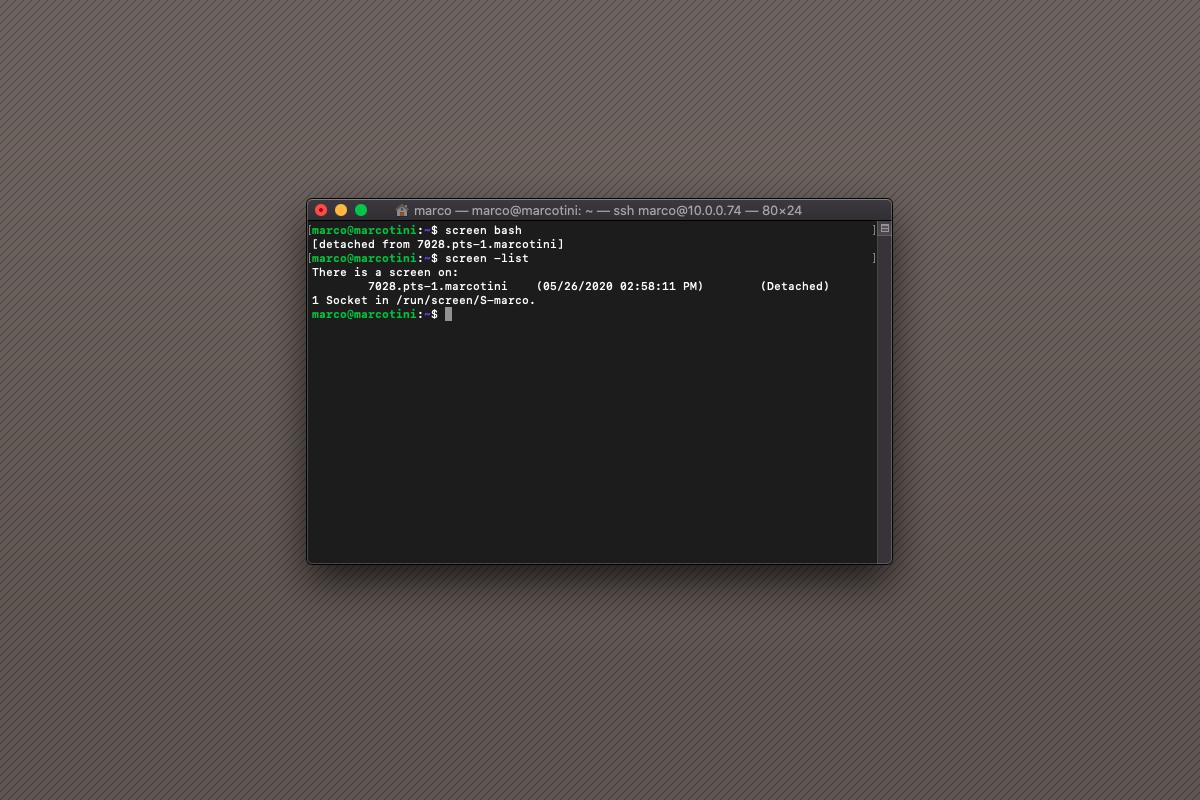 Come usare Screen con Raspberry Pi