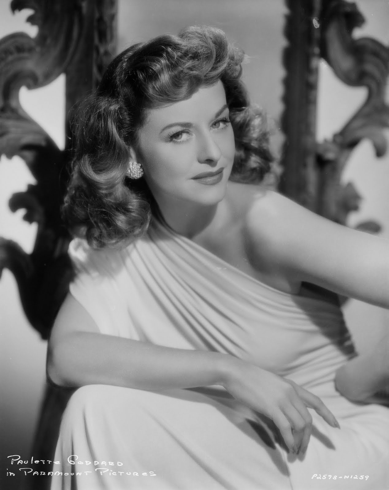 Had she played by the rules, Paulette Goddard may have become a more  enduring name in Hollywood, with a career that could have lasted far beyond  the 10 year ...