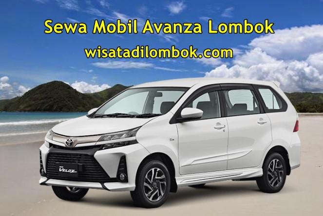 Sewa Mobil Avanza Lombok, Sewa Avanza di Lombok
