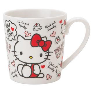 Gambar Cangkir Hello Kitty 4