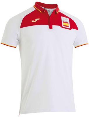 Rio 2016 equipamiento deportivo España de Joma camiseta
