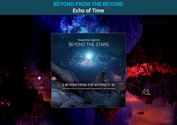 Beyond from the beyond Berlin School music