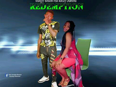 [Music] youngzy bossom ft rockzy diamond - redemption (cover)