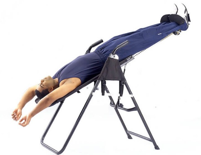 Benefits of Using an Inversion Table