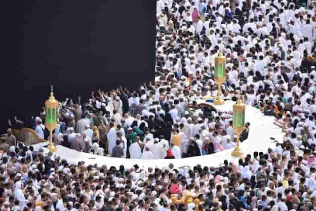 Million pilgrims arrived in Saudi Arabia to witness their Hajj this year