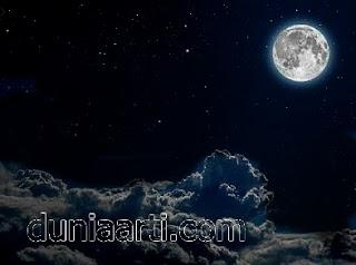 Arti Mimpi Lihat Bulan