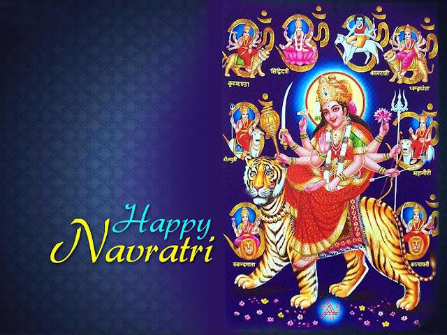 Best Happy Navratri  Wallpaper For MacBook