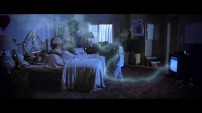 The Poltergeist, ghost