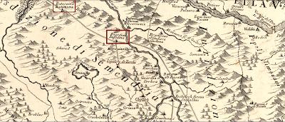 Il regno della Servia, detta altrimenti Rascia, 1689.