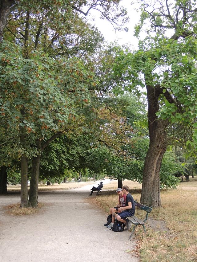 Parijs: Bois de Vincennes