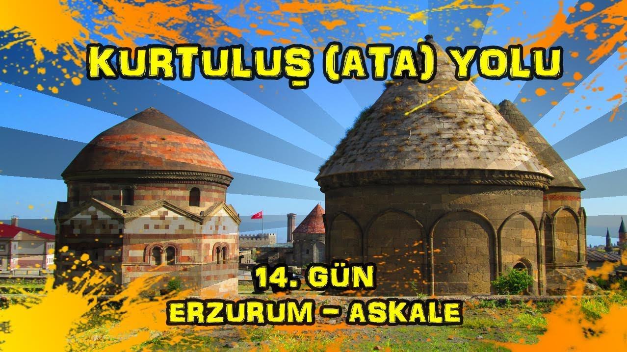 2019/06/25 Kurtuluş (Ata) yolu 14.gün Erzurum ~ Aşkale