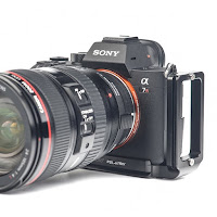 Sunwayfoto PSL-a7RIV Custom L Bracket for SONY α7RIV Camera Preview