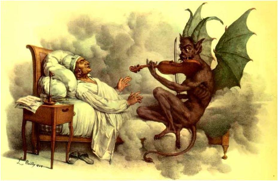 Aquelarre: El mayor Rock Star de la historia: Satanás