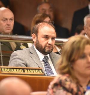 Ante un eventual procesamiento del legislador Amín, hay voces a favor y en contra de que siga en sus funciones.
