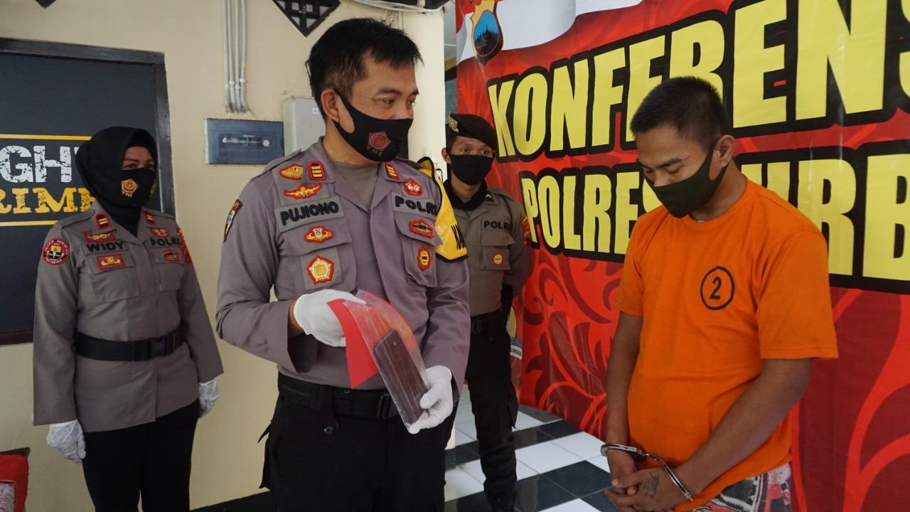 Penadah Barang Curian Warga Rembang Diciduk Polisi, Begini Kronologisnya
